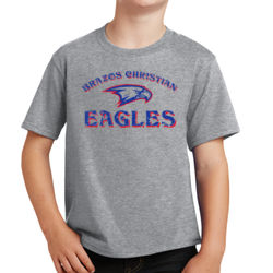 Eagles Youth Arched Tee Thumbnail
